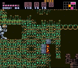 how to get spring ball super metroid
