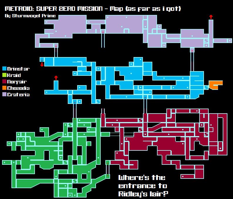 The Metroid Super Zero Mission Help Thread
